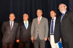 Dr. Arcarazo, Ascaso, Pac, Rivera y Morell